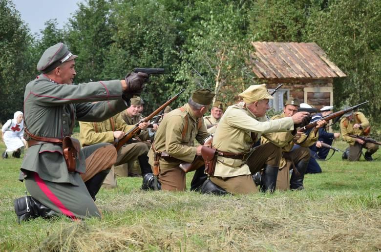 Znów pobiliśmy bolszewików w Rzekuniu (zdjęcia)
