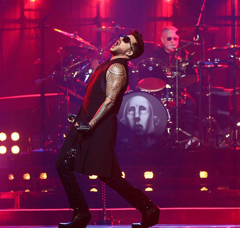 Queen + Adam Lambert w Atlas Arenie [ZDJĘCIA]