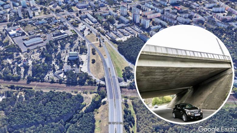 Trwają przygotowania do modernizacji wiaduktów w ciągu al. Armii Krajowej w Bydgoszczy. W pierwszej kolejności przebudowany zostanie obiekt znajdujący