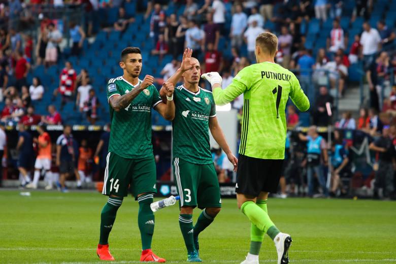 Śląsk Wrocław wygrał z Cracovią 2:1 w meczu 5. kolejki LOTTO Ekstraklasy. Oceniliśmy piłkarzy Śląska Wrocław za występ w tym spotkaniu. Oceny w skali