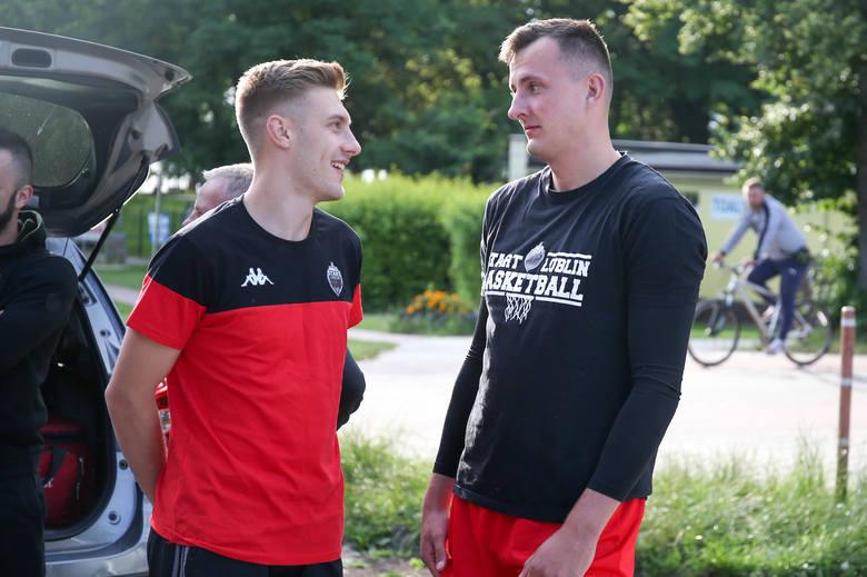 Koszykarze Startu Lublin rozpoczęli przygotowania do nowego sezonu