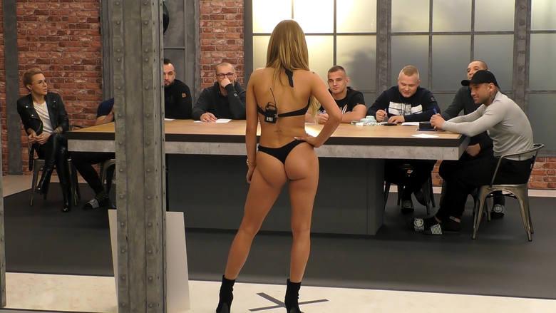 """W trzecim odcinku reality show """"Tylko Jeden"""" Blanka Lipińska zorganizowała wybory na KSW Ring Girls, które poprowadzą zawodników do walki finałowej."""