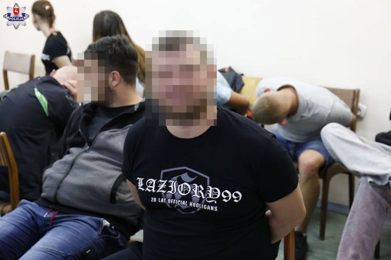 Marsz Równości w Lublinie. 38 zatrzymanych z czego większość jeszcze siedzi w areszcie