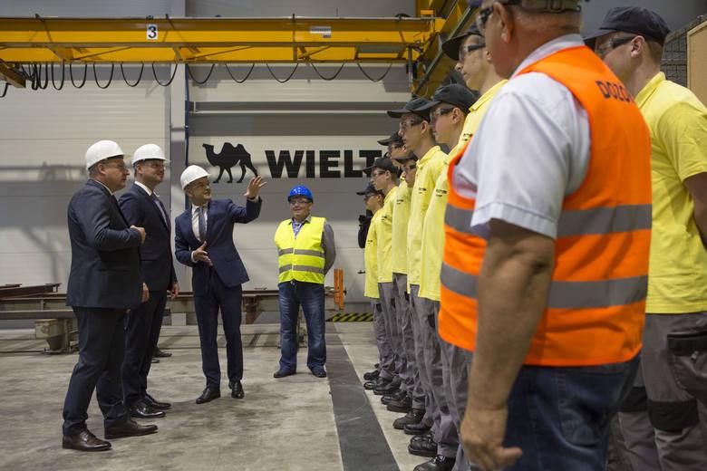 Prezes Wieltonu: Inwestujemy w Wieluniu i stale wspieramy przejmowane firmy
