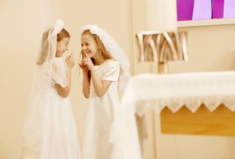 809887a497 Pierwsza Komunia Święta to wielki dzień dla dzieci. Życzenia dla nich muszą  być dobrze przemyślane