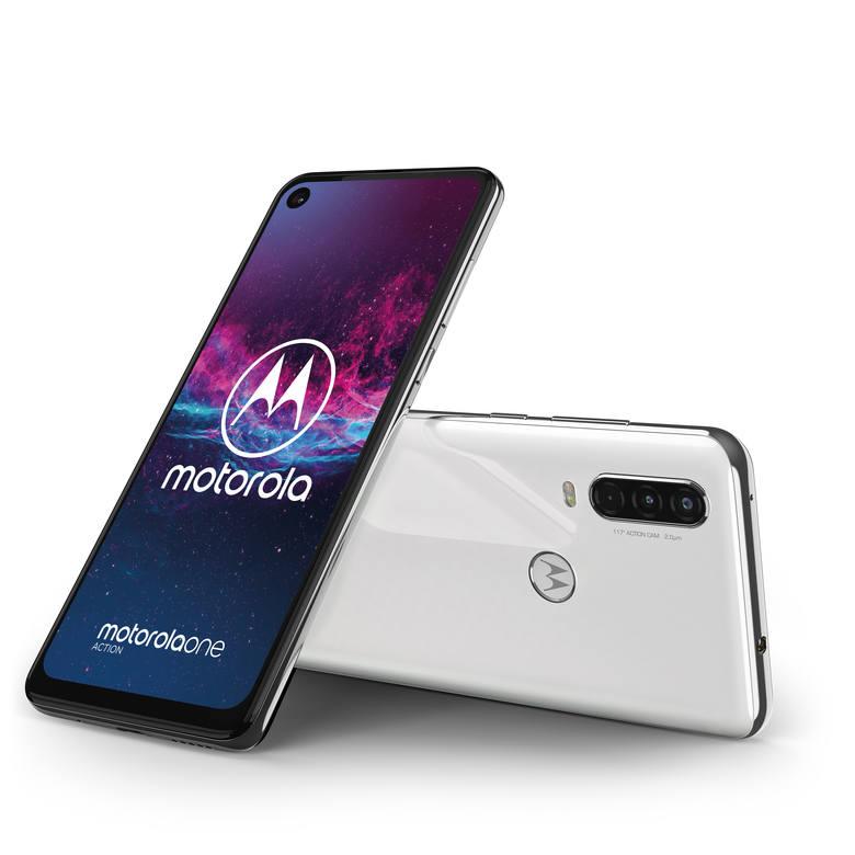 Motorola One Action, czyli smartfon z kamerą akcji. Test, recenzja