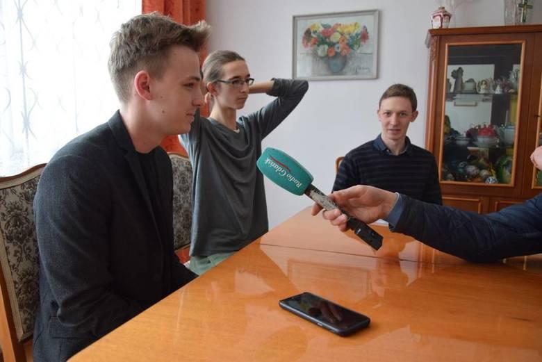 Stowarzyszenie Nasze Orłowo i uczniowie walczą o lepszą komunikację miejską w dzielnicy