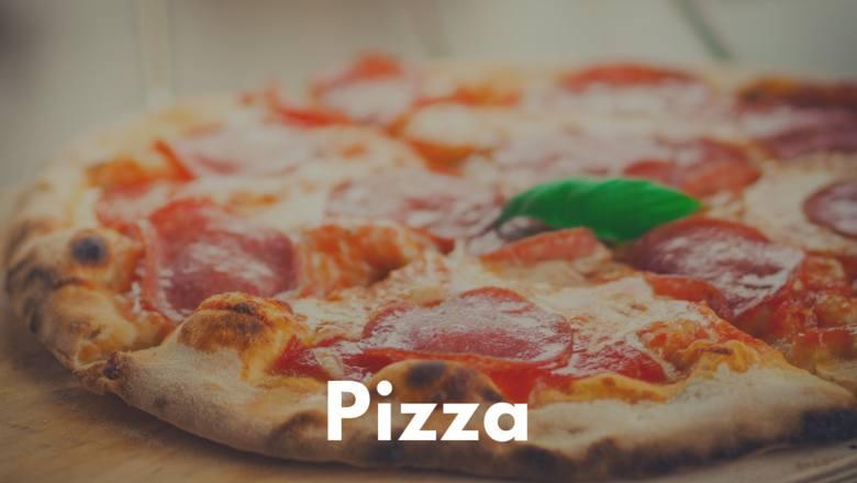 Surowe ciasto oraz gotową pizzę przechowujemy według zaleceń na opakowaniu. Pyszne resztki pizzy z imprezy nie zepsują się w ldoówce przez 3-4 dni.
