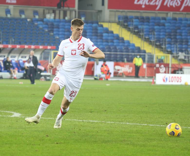 Krzysztof Piątek ostatnio strzelił gola w reprezentacji Polski przeciwko Węgrom. Czy trafi także w derby Berlina?