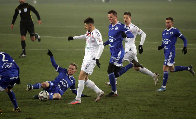 Po meczu w Zabrzu piłkarze PGE Stali Mielec nie mieli za wiele czasu na rozpamiętywanie tamtej porażki