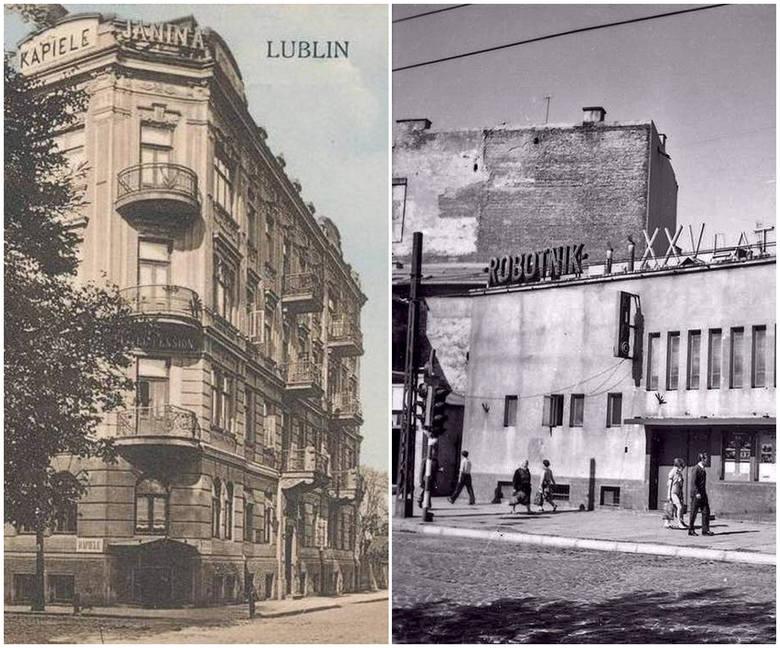 Tych kin próżno już szukać na kulturalnej mapie Lublina. Przejdź do galerii i poznaj ich historię!