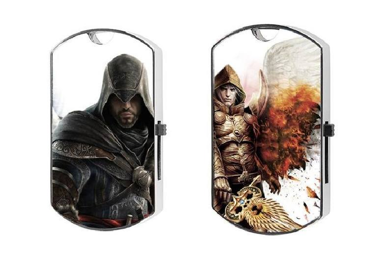 TracerPendrive z Assassin's Creed
