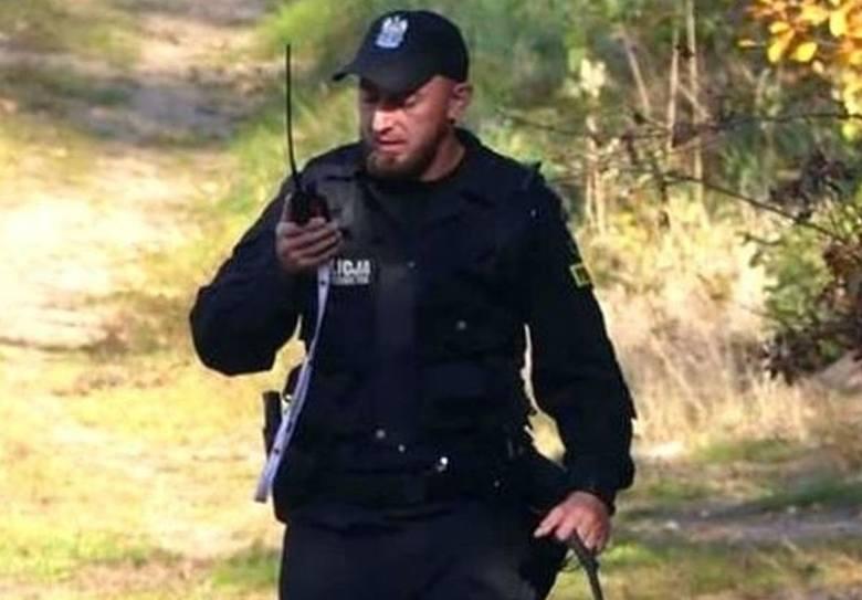 Zaginął mieszkaniec Białej. Odnaleźli go policjant i pies tropiący