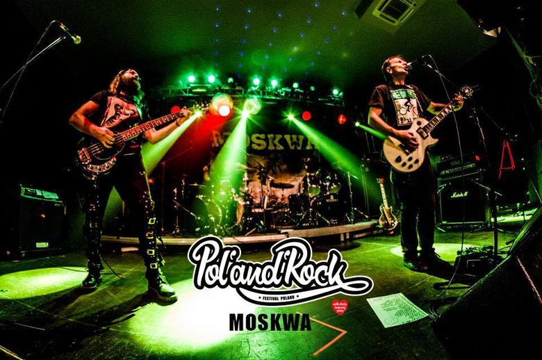 Moskwa wystąpi na Małej Scenie PolAndRock Festiwalu 2019