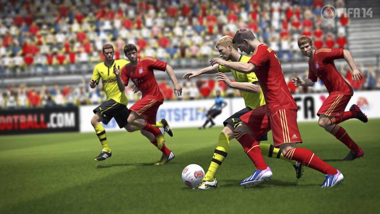 FIFA 14: Pierwsze informacje, pierwsze obrazki