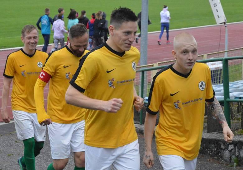 Falubaz Gran-Bud Zielona Góra - Odra Bytom Odrzański 5:0 (3:0)