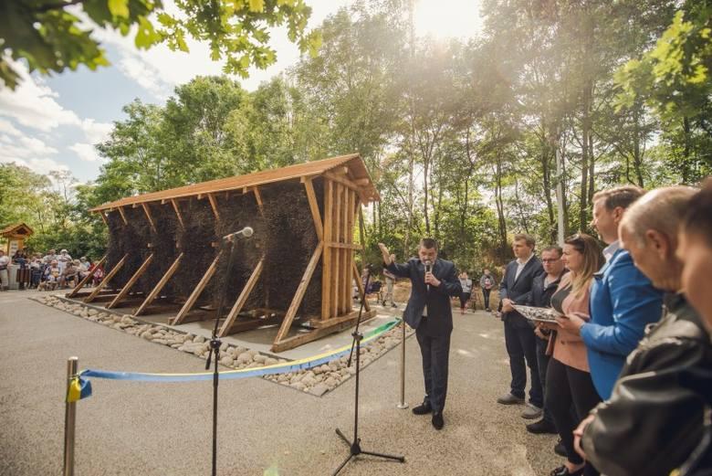 Otwarcie tężni solankowej w Siemianowicach Śląskich