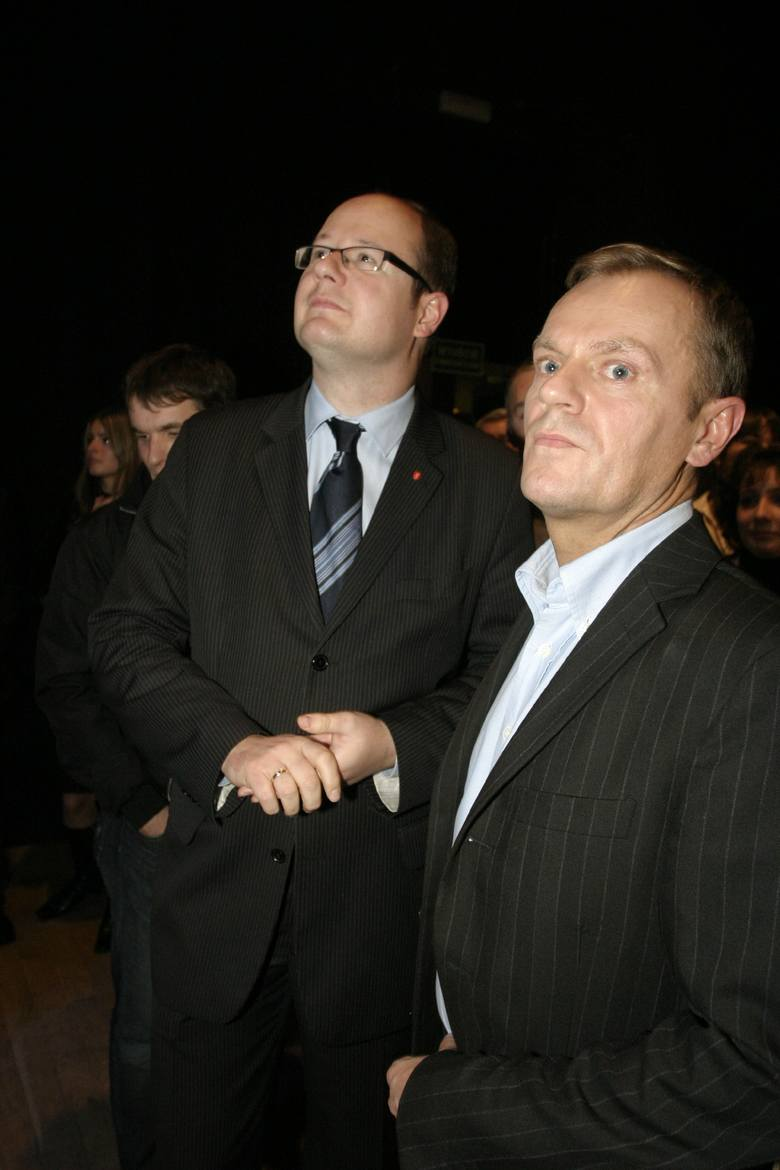[sc]<strong>Paweł Adamowicz (1965 - 2019)</strong>[/sc]<br />