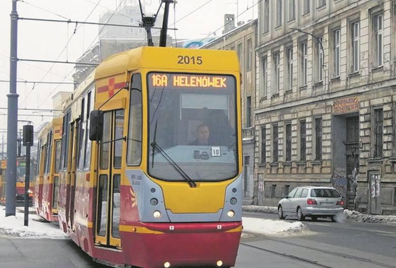 Śródmieście z nowymi liniami autobusowymi i tramwajowymi. Łodzianie stracą połączenia