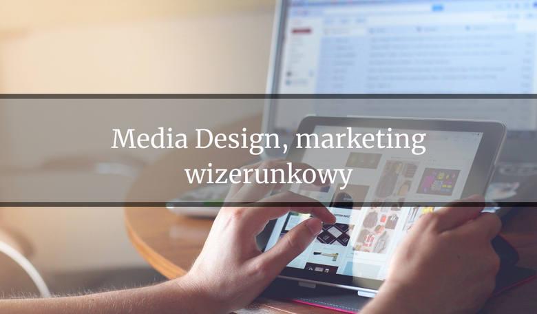Media design i marketing wizerunkowy to studia dla tych, którzy marzą o pracy w e-commerce. Są nakierowane na poszerzanie umiejętności związanych z promowaniem