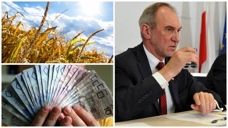 Agro wieści tygodnia: kadrowa burza, susza i problemy z szacowaniem strat