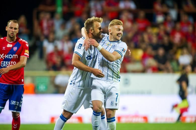 Przerwa reprezentacyjna dla kilku lechitów była była pełna wyzwań. Christian Gytkjaer strzelił gola, Kamil Jóźwiak zadebiutował u Jerzego Brzęczka, a