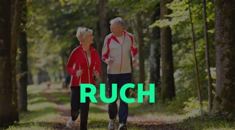 Ruch chroni przed zachorowaniem - FAKTRuch to kolejny ważny czynnik. Człowiek powinien cztery razy w tygodniu zmęczyć się ćwiczeniami fizycznymi. Powinien