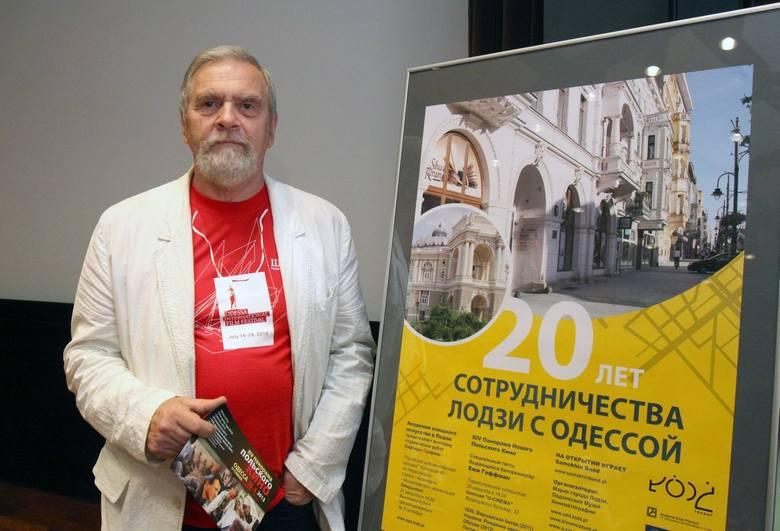 Mieczysław Kuźmicki z końcem roku przestanie pełnić funkcję dyrektora Muzeum Kinematografii w Łodzi