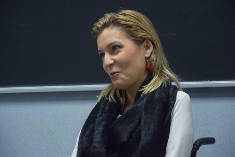 Wykłady motywacyjne na Uniwersytecie Zielonogórskim.