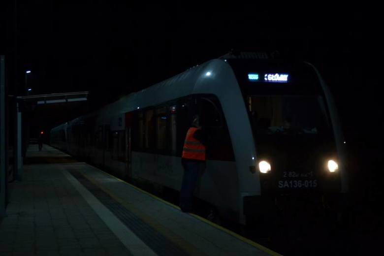 Pomorska Kolej Metropolitalna od 1.10.2015 jeździ do Kartuz