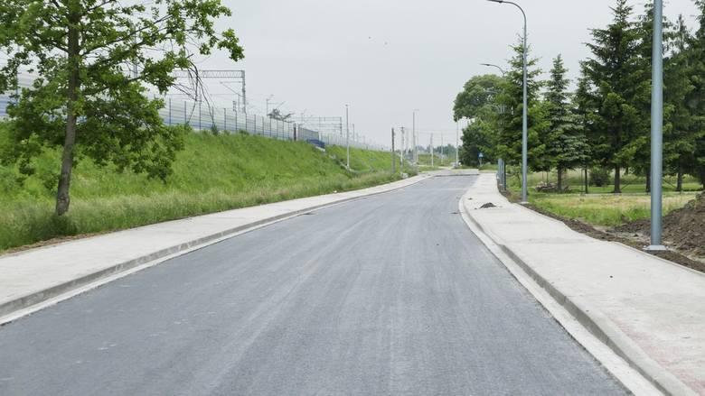 Ulica Trawniki