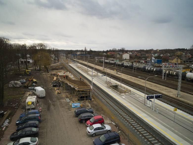 Od 15 marca zmiana rozkładu jazdy pociągów POLREGIO w województwie podlaskim