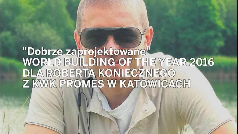 Robert Konieczny i jego śląska pracownia KWK Promes zdobyła pierwsza nagrodę na  Światowym Festiwalu Architektury w Berlinie