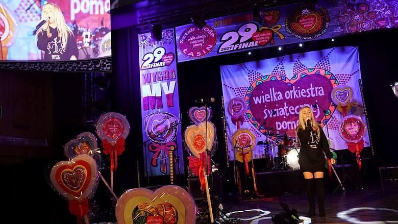 Przebieg 29. finału WOŚP w Łasinie był transmitowany na żywo w internecie. Na ten czas dom kultury zmienił się w prawdziwe studio telewizyjne
