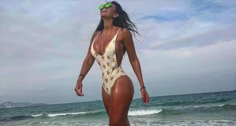 Dziennikarka sportowa, reporterka i miss bikini fitness. Utalentowana Meksykanka zachwyca kibiców na całym świecie