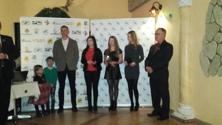 Ranking OZJ na najlepszego zawodnika wygrał Piotr Morsztyn (skoki przez przeszkody) z Klubu Jeździeckiego Osadkowski Jakubowice (pierwszy z lewej). Po