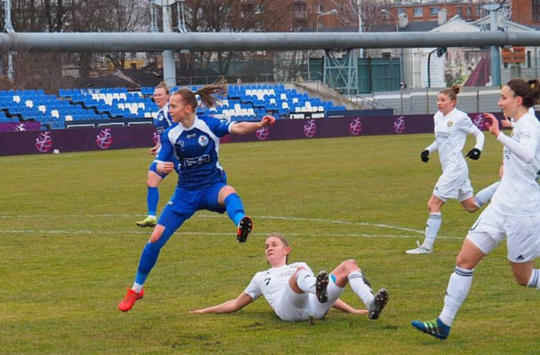 Futbol kobiet. Kapitalna końcówka TME UKS SMS Łódź