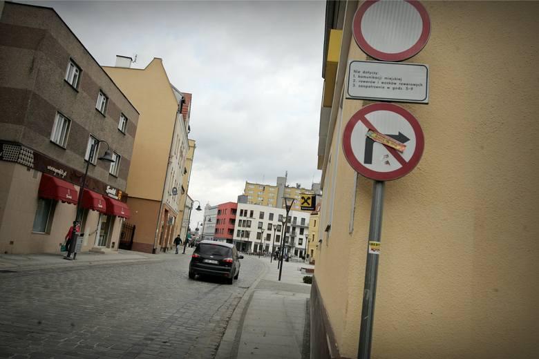 Wrocław: Zakaz wjazdu na Psim Polu to fikcja