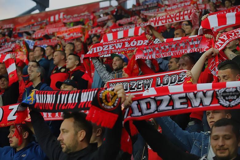 Kiedy i ilu kibiców ŁKS i Widzewa wejdzie na stadion?