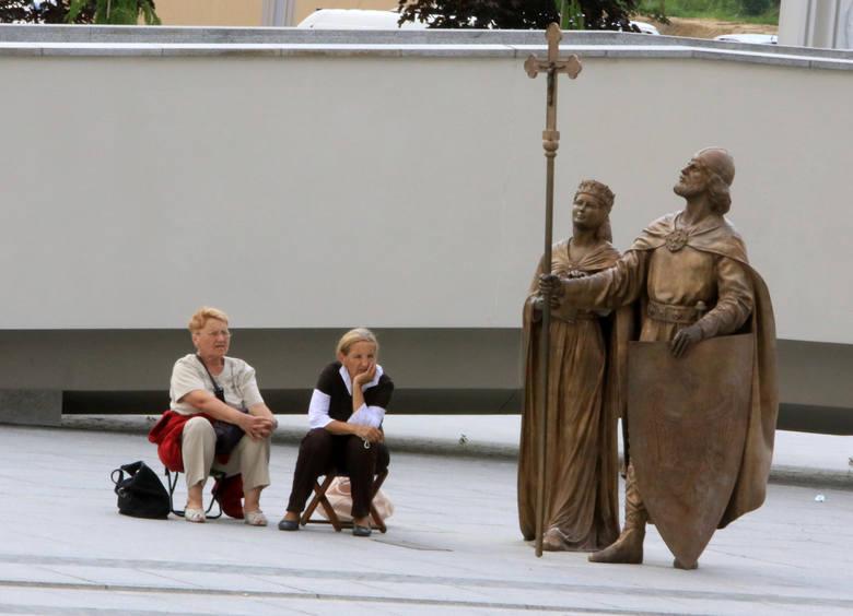 Kawiarnia przy Sanktuarium NMP Gwiazdy Nowej Ewangelizacji i św. Jana Pawła II w Toruniu.