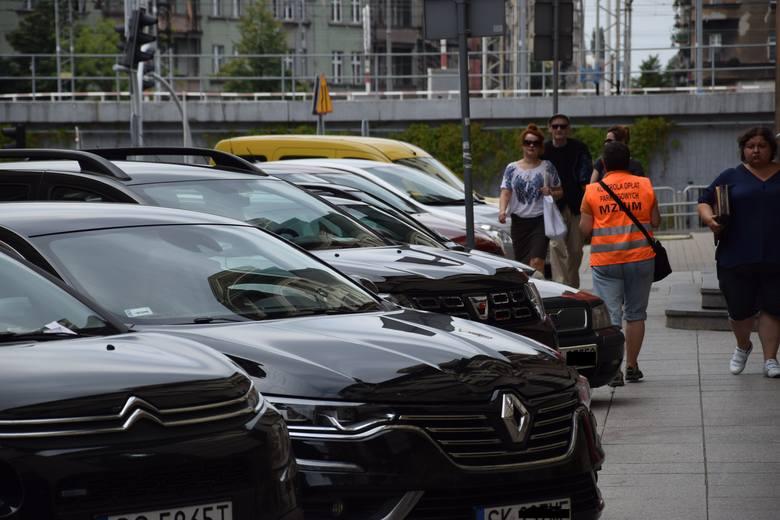 Parkingi w Katowicach