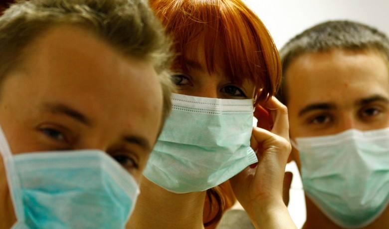 Jednorazowe maski chirurgiczne typu II
