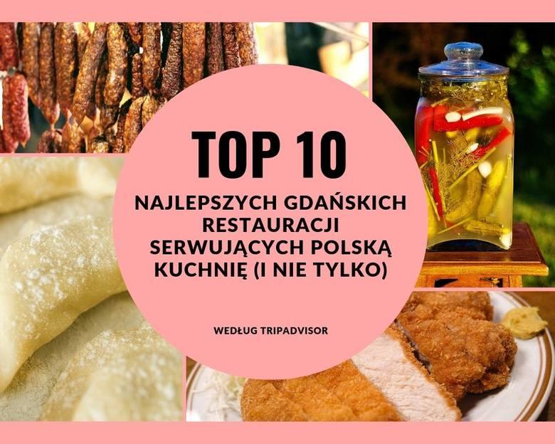 Jesteś prawdziwym smakoszem polskiej kuchni? Lubisz od czasu do czasu posmakować czegoś europejskiego? Chciałbyś/chciałabyś coś dobrego przekąsić w Gdańsku,
