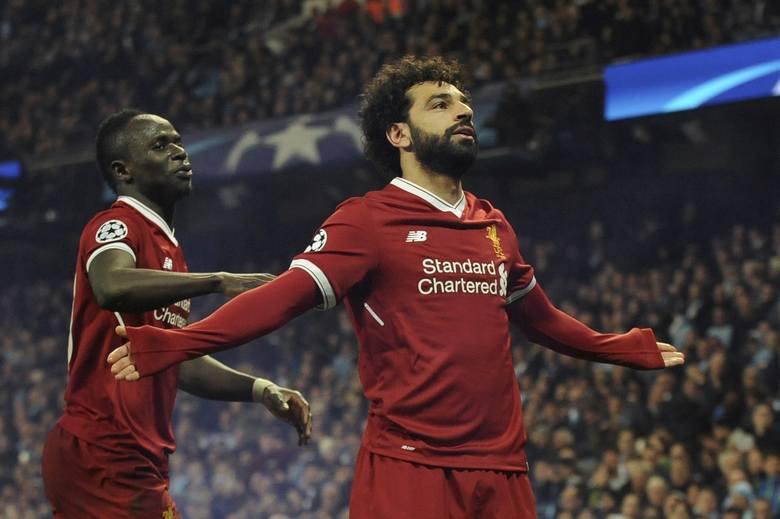 Mohamed Salah uciszył kibiców Manchesteru City