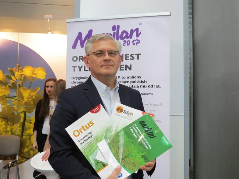 Agrotech 2018. Nowatorskie rozwiązania w nawożeniu i środkach ochrony roślin [Wydanie specjalne Strefa Agro]