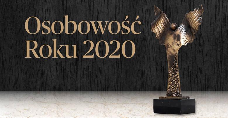 OSOBOWOŚĆ ROKU 2020 Sprawdź kto zwyciężył w plebiscycie i zdobył prestiżowe tytuły