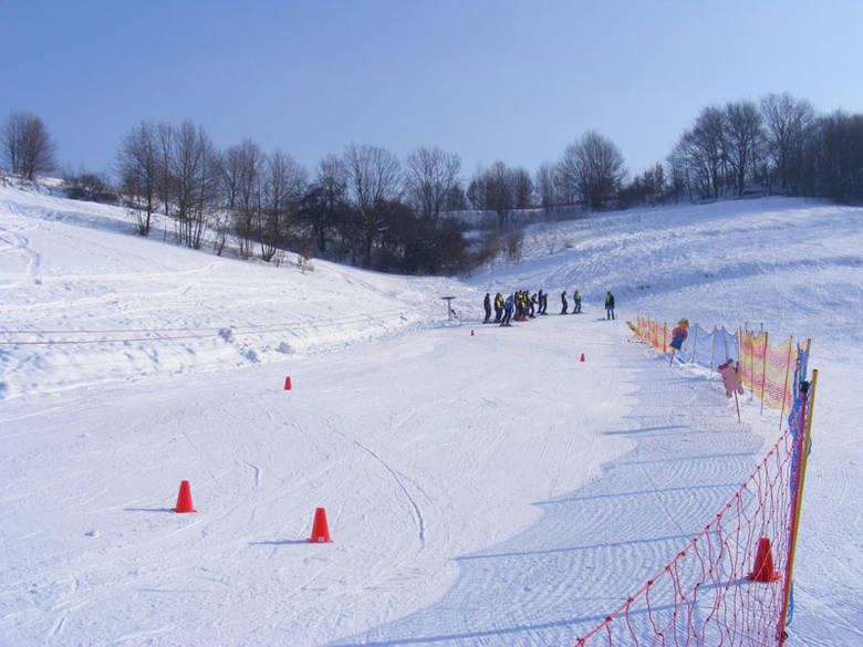 Stok narciarski w Dylągówce [WYCIĄGI I TRASY]