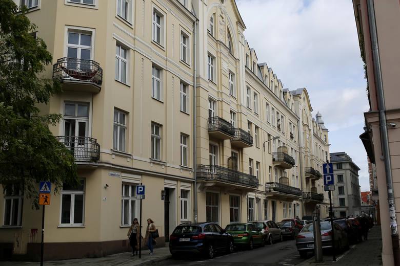 Kamienice przy ulicy Skałecznej 1, 3 i 5