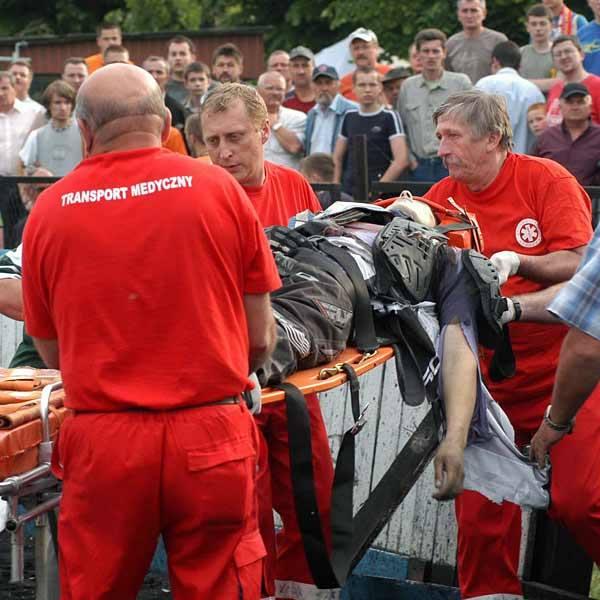 Mimo szybkiej pomocy lekarzy Michala Matuli niestety nie udało się uratować. Zmarł w szpitalu.