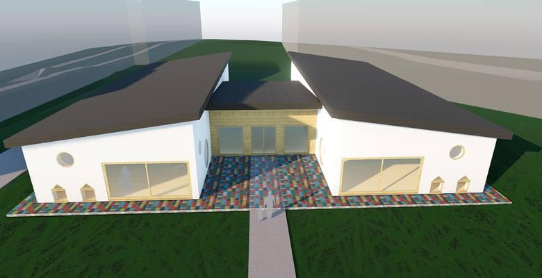 Burmistrz Leska chce budować pierwszy w mieście żłobek. Czy radni się zgodzą? Decyzja na sesji w środę [WIZUALIZACJE]